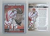 2015-16 LEAF JACK EICHEL ROOKIE CARD LAE-JE1 BUFFALO SABRES RC MINT. rookie card picture