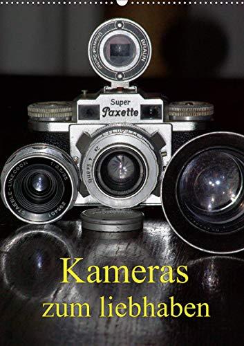 Kameras zum liebhaben (Wandkalender 2021 DIN A2 hoch)