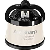 AnySharp Cream Afilador, cerámica, Crema
