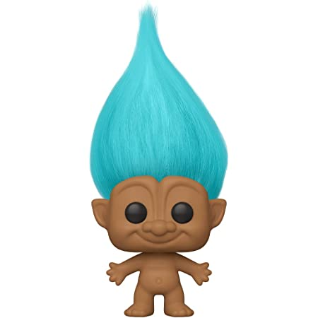 Funko- Pop: Trolls-Teal Troll Classic Collectible Toy, Multicolor (44603)