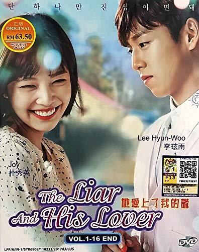 The Liar and His Lover English Sub Korean Tv Drama 1-16 Episodes 4 DVD Korean Tv Drama