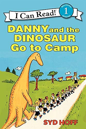Danny and the Dinosaur Go to Camp (I Can Read Level 1, 1)の詳細を見る