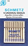 SCHMETZ Universal (130/705 H) Household Sewing Machine Needles - Carded - Assortment