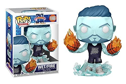 Softeam- 56229_1 Wet Fire Figura Coleccionable, Multicolor