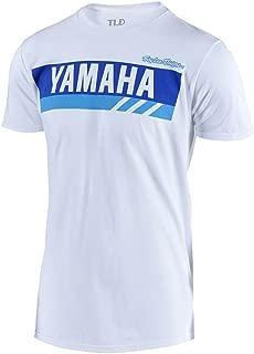 2018 Yamaha RS1 T-Shirt-White-S
