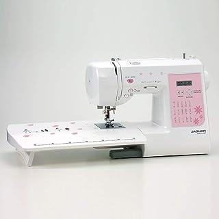 JAGUAR コンピュータミシン ワイドテーブル付 フットコントローラー付き 液晶ディスプレイ画面付 自動糸調子付 高性能モデル MM-115P-T(N)