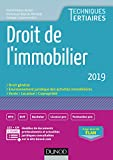 Droit de l'immobilier 2019 (Techniques Tertiaires) - Format Kindle - 9782100792627 - 9,99 €