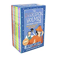 The Sherlock Holmes Children's Collection: Mystery, Mischief and Mayhem (Sherlock Holmes Set 2: Mystery, Mischief and Mayhem)