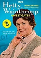 Hetty Wainthropp Investigates: Series 3 [DVD] [Import]