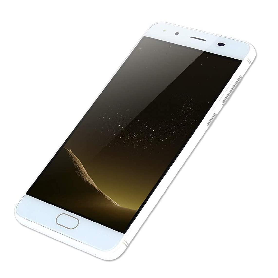 Smartphone Unlocked Cell Phones 5.0''Ultrathin Android 5.1 Quad-Core 512MB+512MB GSM WiFi Dual SIM Smartphone