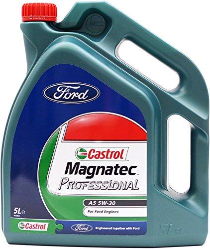 Castrol Original Ford Motorenöl Magnatec 5W-30–Professionelles Fahrzeugmotorenöl