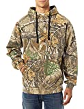 Staghorn Mens All Over Camo Hoodie, Realtree Edge Frame, XX-Large