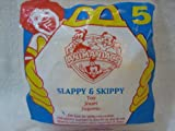 McDonalds 1994 Slappy & Skippy #5 Happy Meal Toy - Chipmunk in Helicopter