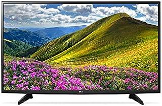 LG 49 Inch Full HD LED Standard TV - 49LJ510V, Black