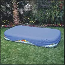Intex Rectangular Pool Cover for 103 in. x 69 in. or 120 in. x 72 in. Pools