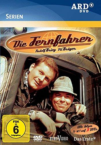 Die Fernfahrer - Die komplette Serie (3 DVDs)
