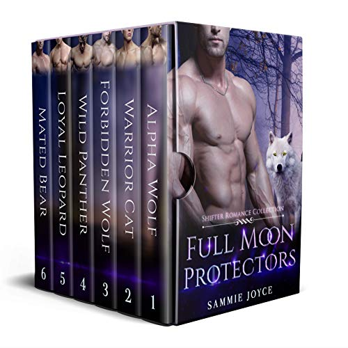 Full Moon Protectors Complete Series: Shifter Romance Collection (English Edition)