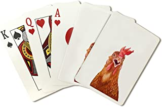 Chicken (Playing Card Deck - 52 Card Poker Size with Jokers)