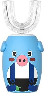 Elektryczna szczoteczka do zębów dla dzieci 360 ° Clean IPX7 Wodoodporna, ładny kształt, główka szczoteczki do żywności, d...