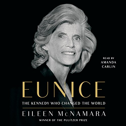 Eunice audiobook cover art