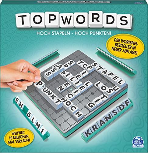 Topwords - Der 3D-Wortspielklassiker, 1-4 Spieler ab 8 Jahren
