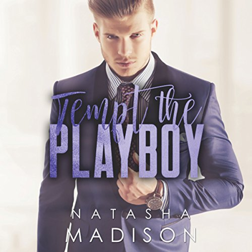 Tempt the Playboy audiobook cover art