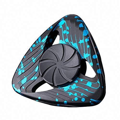 Das Neue Phantom Gyro Fingerspitzen-Gyroskop aus Aluminiumlegierung Dekompressionsfingerspielzeug EDC Kreisel Stress abbauen Spielzeuggeschenk Feinabstimmung des Handfingerspielzeugs