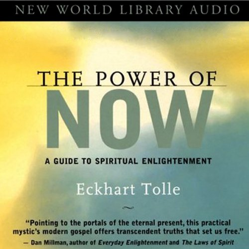 The Power of Now                   By:                                                                                                                                 Eckhart Tolle                               Narrated by:                                                                                                                                 Eckhart Tolle                      Length: 7 hrs and 37 mins     20,695 ratings     Overall 4.6
