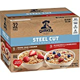 Best Steel Cut Oats - Quaker Steel Cut Quick 3-Minute Oatmeal, 2 Flavor Review