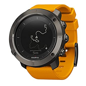 SUUNTO TRAVERSE (スント トラバース) スマートウォッチ GPS 登山 気圧計 [日本正規品]