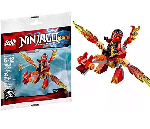 Lego Ninjago Kais Mini Dragon 30422 by LEGO