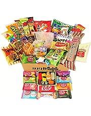 50 Japanse Candy & Snack box, Japans kitkat assortiment japanese snack box