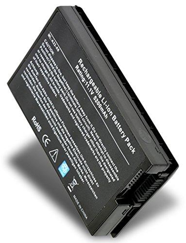 Batterie de remplacement pour Asus 07G016301875 (5200mAh/10.8V)