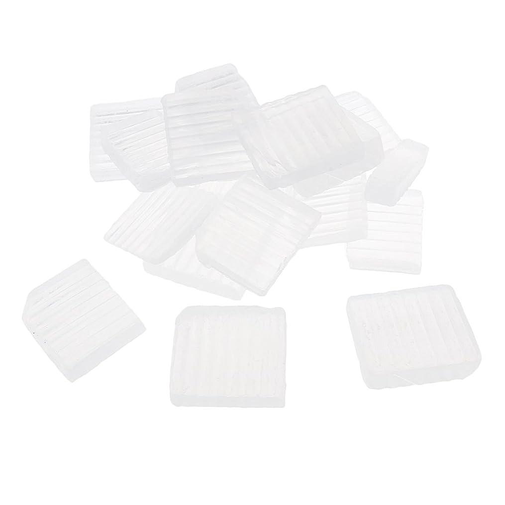 優勢にやにやパースP Prettyia 透明 石鹸ベース DIY 手作り 石鹸 材料 約1 KG DIYギフト