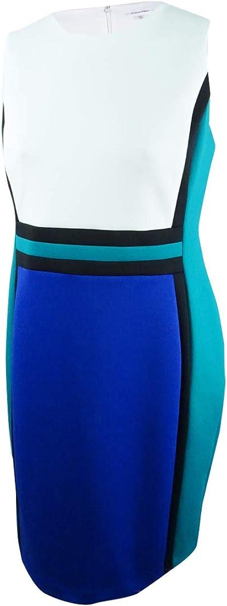 Calvin Klein womens Branded Super-cheap goods Sheath