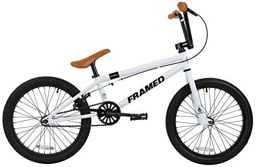 Framed Impact 20 BMX Bike White Mens Sz 20in