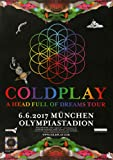Coldplay - Head Full of Dreams, München 2017 »