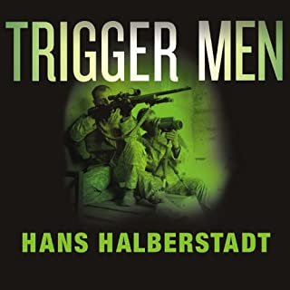 Trigger Men audiobook cover art