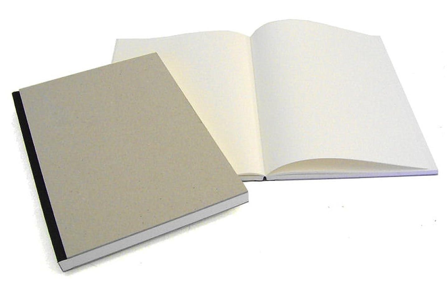 Kunst & Papier Binder Sketchbook 5 4/5 in. x 8 1/4 in. black spine 144 pages, unlined pdwrndzmmqm469