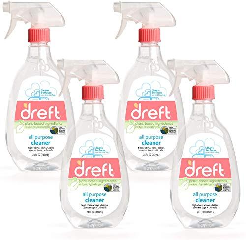 Dreft Dreft All-Purpose Cleaner 24 Oz Pack of 4, 4 Count