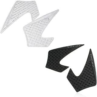 Decal Story 3D Real Carbon Fiber Emblem Gas Cap Cover Sticker Decal Raise Up Polish Gloss For YAMAHA FZ07 2015-2016 FJ09 2015-2016 FJR1300 2013-2016