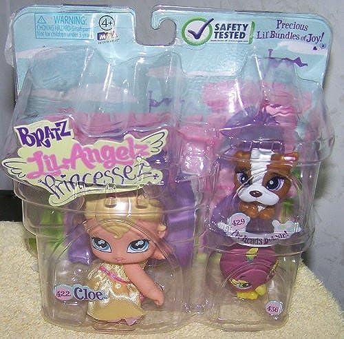 Bratz Lil' Angelz Cloe Princessez by MGA