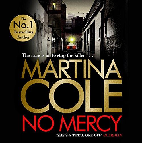 No Mercy audiobook cover art