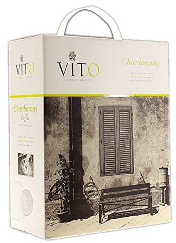 "Barone Montalto s.p.a. BIB Chardonnay ""Vito"" IGT Puglia 3 Liter 3.00 Liter"