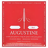 AUGUSTINE オーガスチン クラシックギター弦 レッド5弦 RED 5th