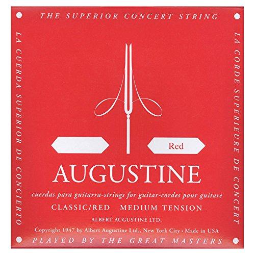Augustine Corde per Chitarra Classica, Singole La5, Rosso