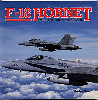 Paperback F-18 Hornet Book
