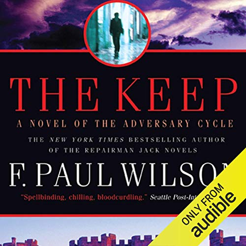 The Keep Audiobook By F. Paul Wilson cover art