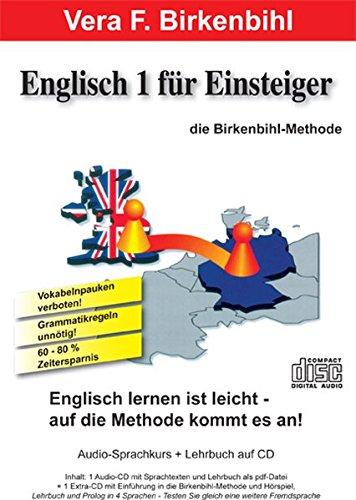 Englisch für Einsteiger Teil 1. Audio-CD plus pdf-Handbuch auf CD-ROM