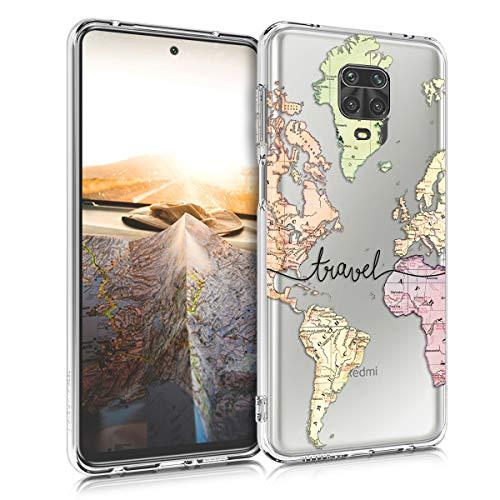 avis 9 du monde professionnel Coque kwmobile compatible Xiaomi Redmi Note 9S / 9 Pro / 9 Pro Max – Housse de protection…